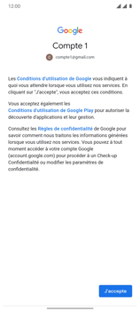 OnePlus 7T - E-mails - Ajouter ou modifier votre compte Gmail - Étape 10