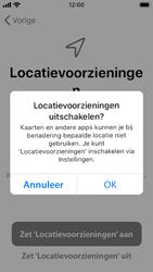 Apple iphone-se-met-ios-13-model-a1723 - Instellingen aanpassen - Nieuw toestel instellen - Stap 29