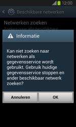 Samsung I8730 Galaxy Express - Buitenland - Bellen, sms en internet - Stap 8