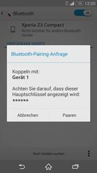 Sony D5803 Xperia Z3 Compact - Bluetooth - Geräte koppeln - Schritt 9