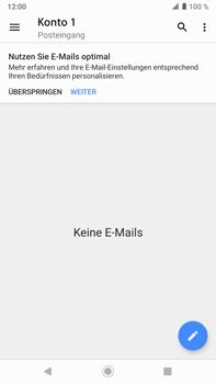 Sony Xperia XZ2 Premium - Android Pie - E-Mail - Konto einrichten (yahoo) - Schritt 5