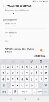 Samsung Galaxy J4+ - E-mails - Ajouter ou modifier un compte e-mail - Étape 13
