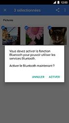Motorola Moto C Plus - Photos, vidéos, musique - Envoyer une photo via Bluetooth - Étape 10