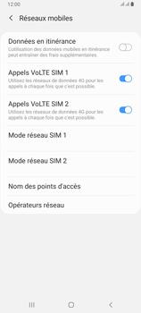 Samsung Galaxy A80 - Aller plus loin - Désactiver les données à l'étranger - Étape 7
