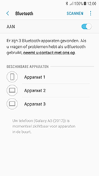 Samsung Galaxy A5 (2017) - Android Oreo - Bluetooth - headset, carkit verbinding - Stap 7