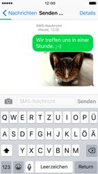 Apple iPhone 5S mit iOS 9 - MMS - Erstellen und senden - Schritt 16