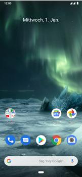 Nokia 7.2 - Internet und Datenroaming - Verwenden des Internets - Schritt 1