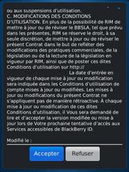 BlackBerry 9810 Torch - BlackBerry activation - BlackBerry ID activation - Étape 7