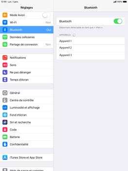 Apple ipad-mini-2-ios-12 - Bluetooth - connexion Bluetooth - Étape 7