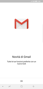 Samsung Galaxy S8 Plus - Android Oreo - E-mail - 032a. Email wizard - Gmail - Fase 4