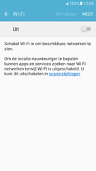 Samsung G930 Galaxy S7 - Wi-Fi - Verbinding maken met Wi-Fi - Stap 5