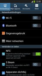 Samsung I9505 Galaxy S IV LTE - NFC - NFC activeren - Stap 5