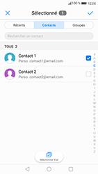 Huawei P8 Lite 2017 - E-mail - envoyer un e-mail - Étape 6