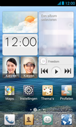 Huawei Ascend Y300 - software - update installeren zonder pc - stap 1