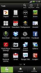 HTC One S - Dispositivo - Ripristino delle impostazioni originali - Fase 4