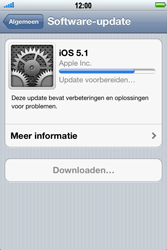 Apple iPhone 4 S - Toestel - Software updaten - Stap 9