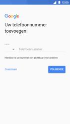 Nokia 5 - Applicaties - Account aanmaken - Stap 15
