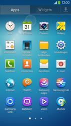 Samsung I9505 Galaxy S IV LTE - E-mail - Account instellen (IMAP met SMTP-verificatie) - Stap 3
