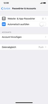 Apple iPhone XS - E-Mail - Konto einrichten (gmail) - 4 / 11