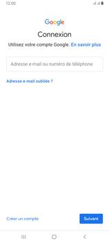 Samsung Galaxy A80 - E-mails - Ajouter ou modifier votre compte Gmail - Étape 9