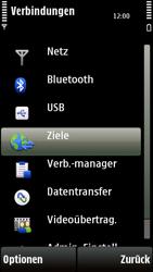 Nokia 5230 - Internet - Manuelle Konfiguration - Schritt 6