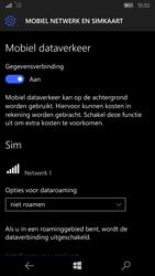 Microsoft Lumia 550 - internet - data uitzetten - stap 6