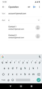 Xiaomi Mi A2 Lite - E-mail - e-mail versturen - Stap 5