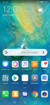 Huawei Mate 20 - Internet - Configuration manuelle - Étape 1
