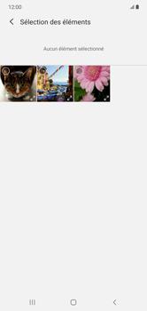 Samsung Galaxy Note 10+ - Contact, Appels, SMS/MMS - Envoyer un MMS - Étape 20