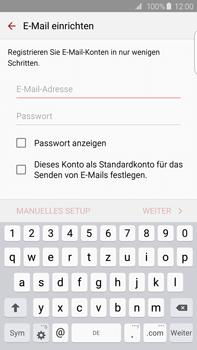 Samsung G928F Galaxy S6 edge+ - E-Mail - Konto einrichten - Schritt 5