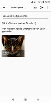 Sony Xperia L3 - E-Mail - E-Mail versenden - Schritt 16