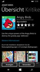 Microsoft Lumia 640 - Apps - Konto anlegen und einrichten - 25 / 26