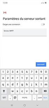 Samsung Galaxy A51 - E-mail - configuration manuelle - Étape 18