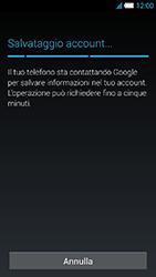 Alcatel One Touch Idol S - Applicazioni - Configurazione del negozio applicazioni - Fase 21