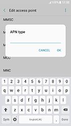 Samsung Galaxy A3 (2017) - Internet and data roaming - Manual configuration - Step 14