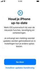 Apple iphone-se-met-ios-13-model-a1723 - Instellingen aanpassen - Nieuw toestel instellen - Stap 27