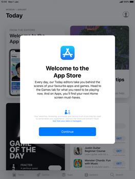 Apple iPad mini 4 iOS 12 - Applications - Download apps - Step 5
