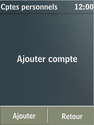 Nokia X3-02 - Internet - configuration manuelle - Étape 7