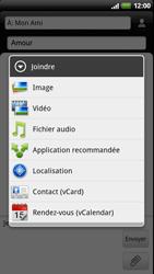 HTC Z710e Sensation - MMS - envoi d'images - Étape 9