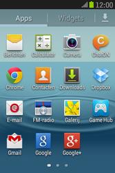 Samsung S6310 Galaxy Young - MMS - hoe te versturen - Stap 2