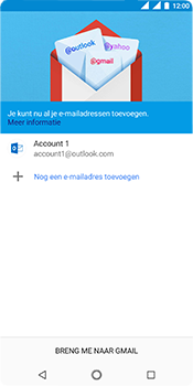 Nokia 5.1 - E-mail - e-mail instellen (outlook) - Stap 12