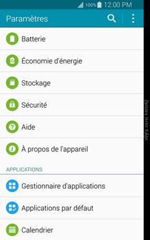 Samsung Galaxy Note Edge - Logiciels - Installation de mises à jour - Étape 5