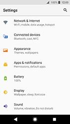 Sony Xperia XA2 - Internet - Disable data roaming - Step 4