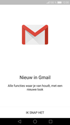 Huawei P9 Lite - E-mail - handmatig instellen (gmail) - Stap 4