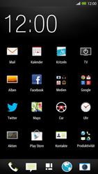 HTC One Max - Apps - Konto anlegen und einrichten - 2 / 2