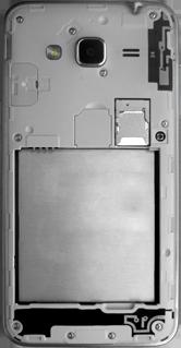 Samsung Galaxy J3 (SM-J320FN) - Instellingen aanpassen - SIM-Kaart plaatsen - Stap 5
