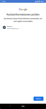 Sony Xperia 5 - Apps - Einrichten des App Stores - Schritt 15