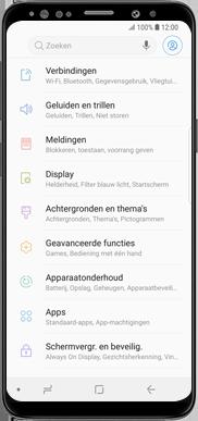 Samsung Galaxy J7 (2017) - Bellen - bellen via 4G (VoLTE) - Stap 4