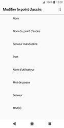 Sony Xperia XZ2 Compact - Internet - Configuration manuelle - Étape 10