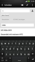 HTC One - E-Mail - E-Mail versenden - Schritt 10